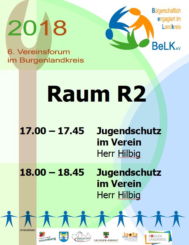 6. Vereinsforum am 23.11.2018
